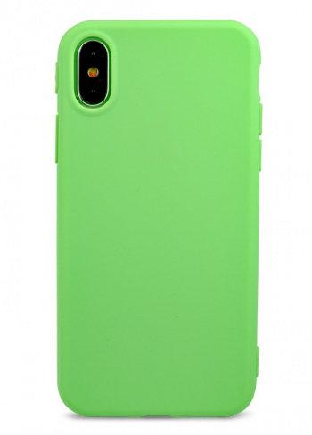Чехол для iPhone X TPU Matte