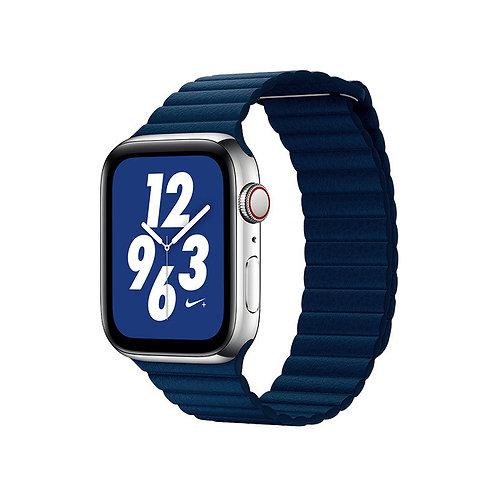 Ремешок COTEetCI для Apple Watch 38/40mm (Синий)