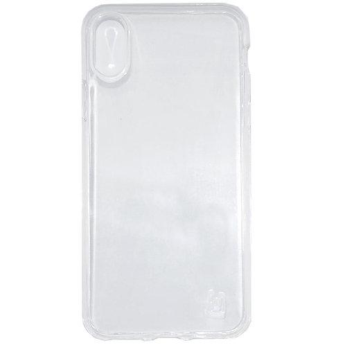 Чехол - накладка для iPhone Xr YOLKKI Alma силикон прозрачный (1мм)