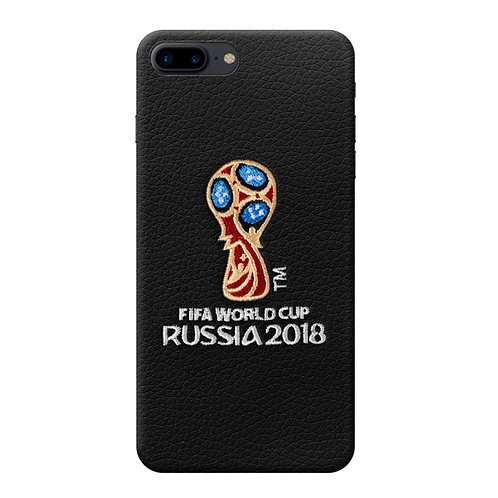 Чехол DEPPA для Apple iPhone 7/8 Plus, ЧМ по футболу FIFA Эмблема