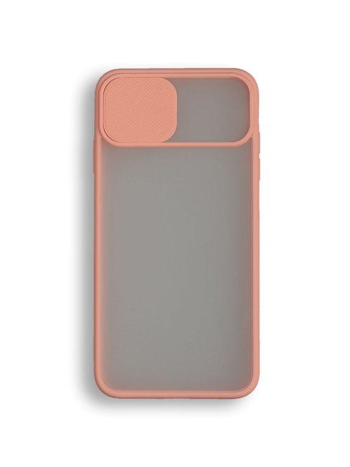 Чехол для iPhone XR Color camera protection силикон