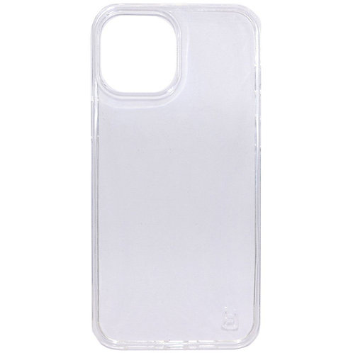 """Чехол - накладка для iPhone 12 Pro (6.1"""") YOLKKI Alma силикон прозрачный"""