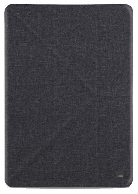 Чехол Uniq Yorker Kanvas для iPad Pro 12.9'' 2020 (Black)