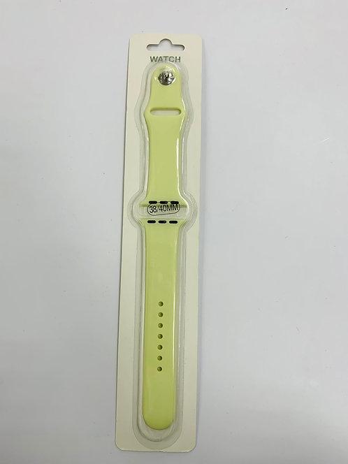 Силиконовый ремешок для Apple Watch 38/40 mm