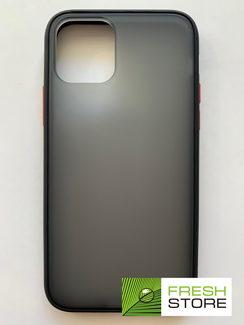 Защитный чехол для iPhone 11 pro с полной защитой черный
