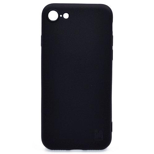 Чехол - накладка для iPhone 6/6S YOLKKI Rivoli силикон черный