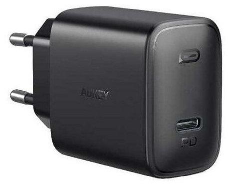 Сетевое зарядное устройство Aukey Swift PD 20W