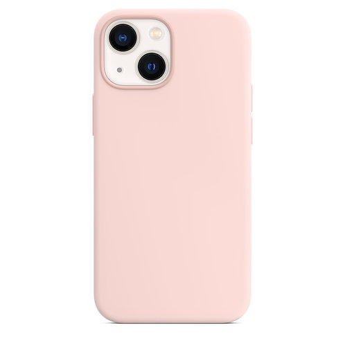 """Розовый"" чехол на iPhone 13"