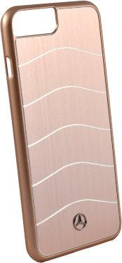 Чехол CG Mobile Mercedes Wave VIII Hard Brushed Aluminium для iPhone 7+/8+