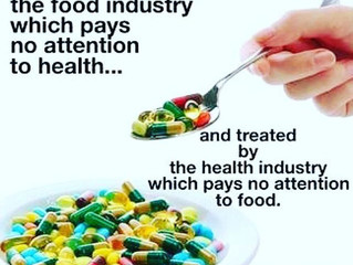 IG Post- Food and Health Industry...