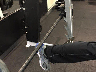 PERFORMING A BETTER SINGLE LEG RDL