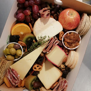 £30 Gluten Free Cheese&Charcuterie Platter