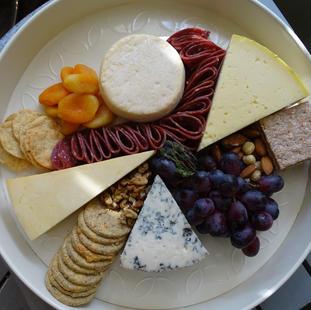 £40 Artisan Cheesee & Salami Tray