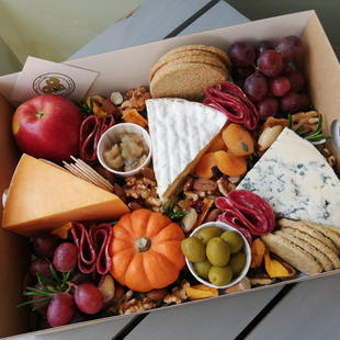 £30 Cheese & Charcuterie Platter