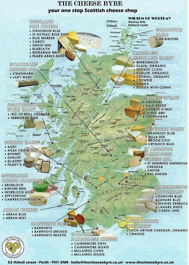 Scottish Cheese Ma