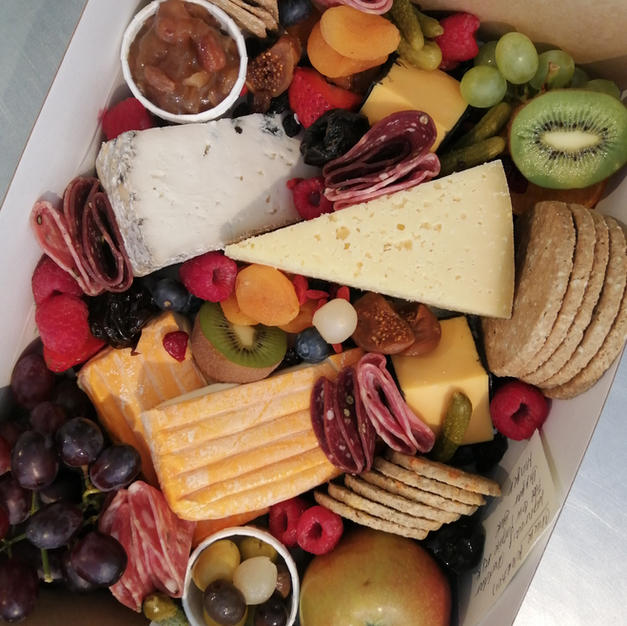 £30 Cheese& Charcuterie Platter Nut Free
