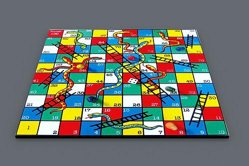 Snake & Ladder Game 3 Mtrs X 3 Mtrs -  #RF065