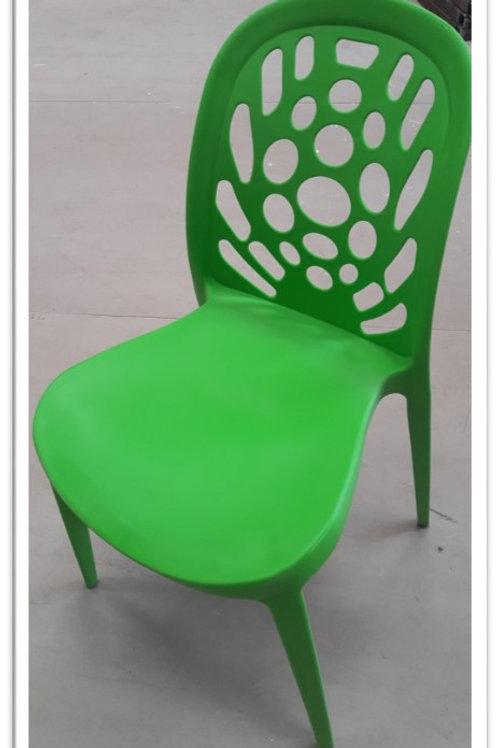 Green Plastic Chairs -   #RF026