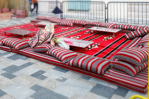Arabic Seating #RF149