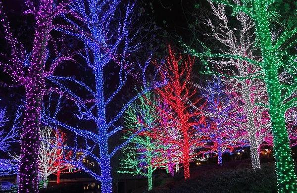 led light decoration, led tree, lights decoration