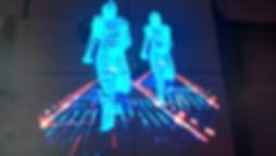 hologram effect, hologram dubai,