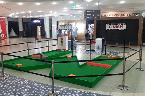 Golf Game 5 Meters x 5 Meters #RF146