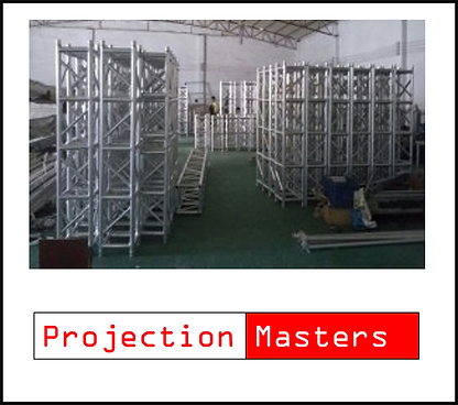 Truss Rental in Dubai