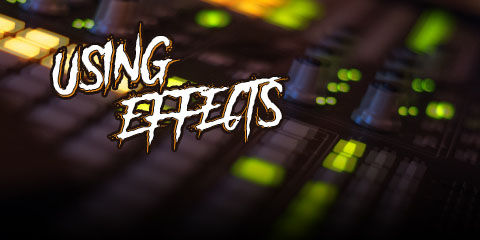 Using Effects free online music teaching resources for young people