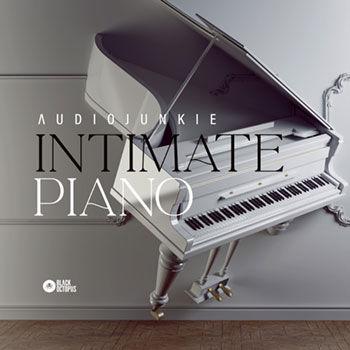 Intimate Piano Audiojunkie Sample Packs, Black Octopus, Piano Samples, Pop Samples, Cinematic Samples, Trap Samples, Hip Hop Samples