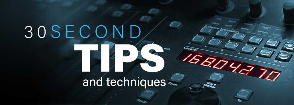 Audiojunkie professional production tips and tutorials for beginners and advanced musicians