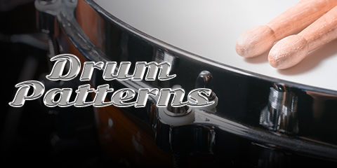 Drum Patterns free online music teaching resources for young people