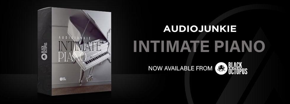 Intimate Piano Audiojunkie Piano Sample Pack, Bechstein Piano Samples, Lincoln music studio
