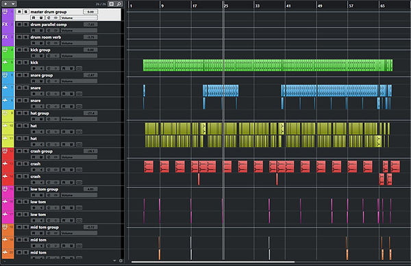 Music production tutorial explaining why you should be grouping channels in your mix.