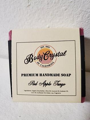 Soap - Red apple tango