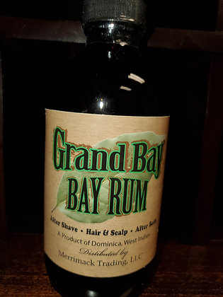 Grand Bay Bay Rum Aftershave Body Splash