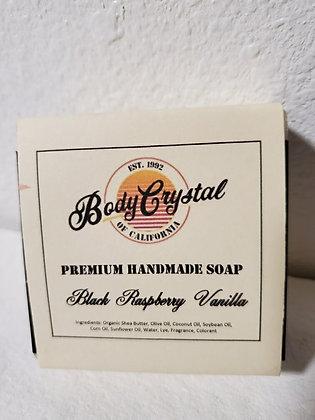 Soap - Black raspberry vanilla