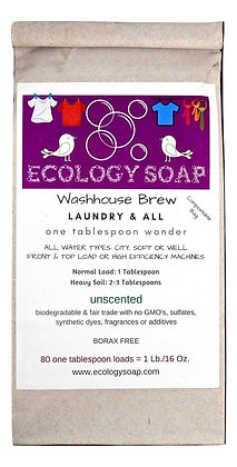 Washhouse Brew Borax-Free Laundry Soap