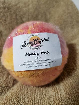 Bath Bomb -Monkey farts