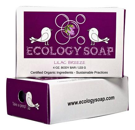 Lilac Breeze Bar Soap