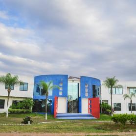Frontis Edificio Principal
