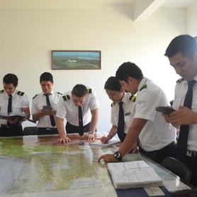 Aula de Navegación