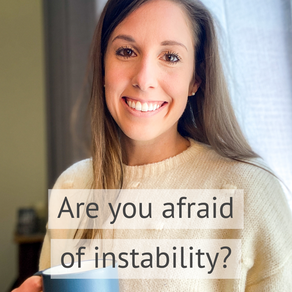 Are You Afraid of Instability?