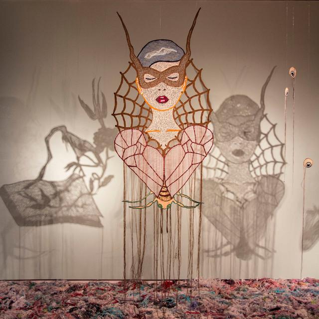 Aracnídea (Oscar Niemeyer Museum)