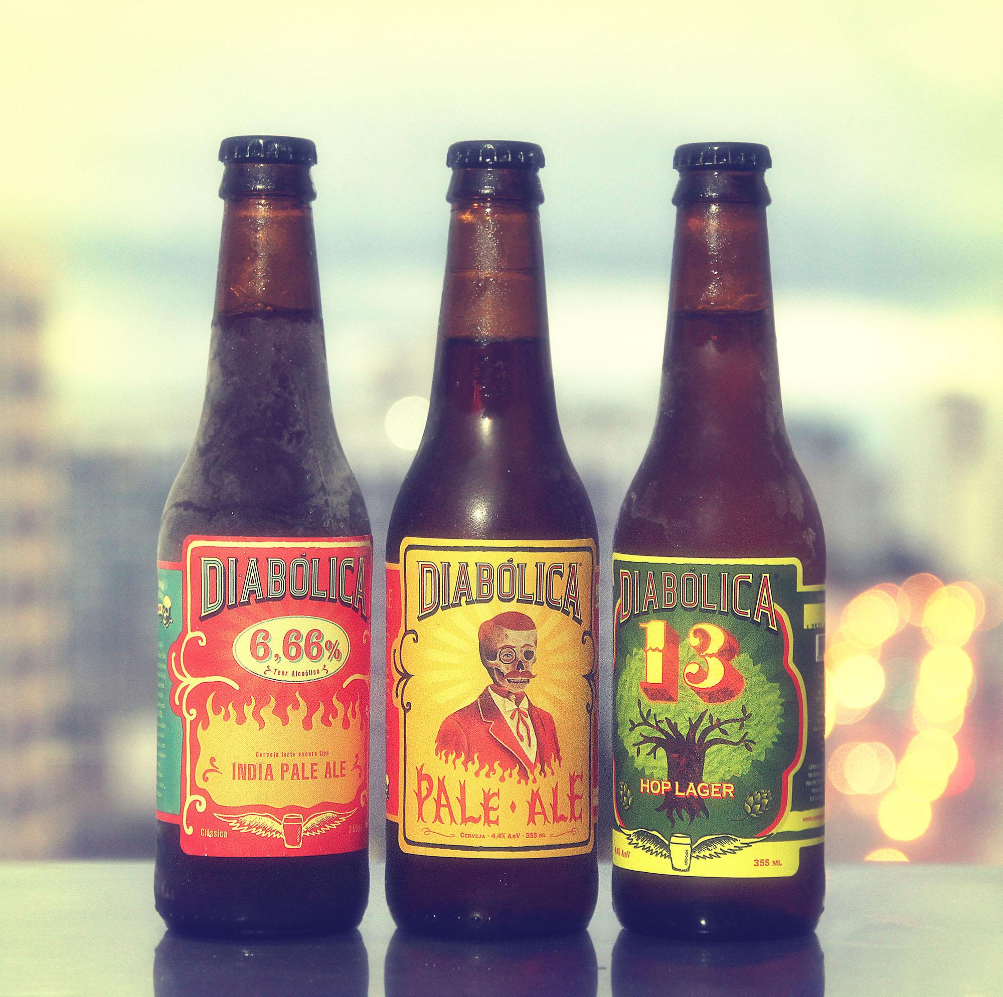 Cerveja Diabolica