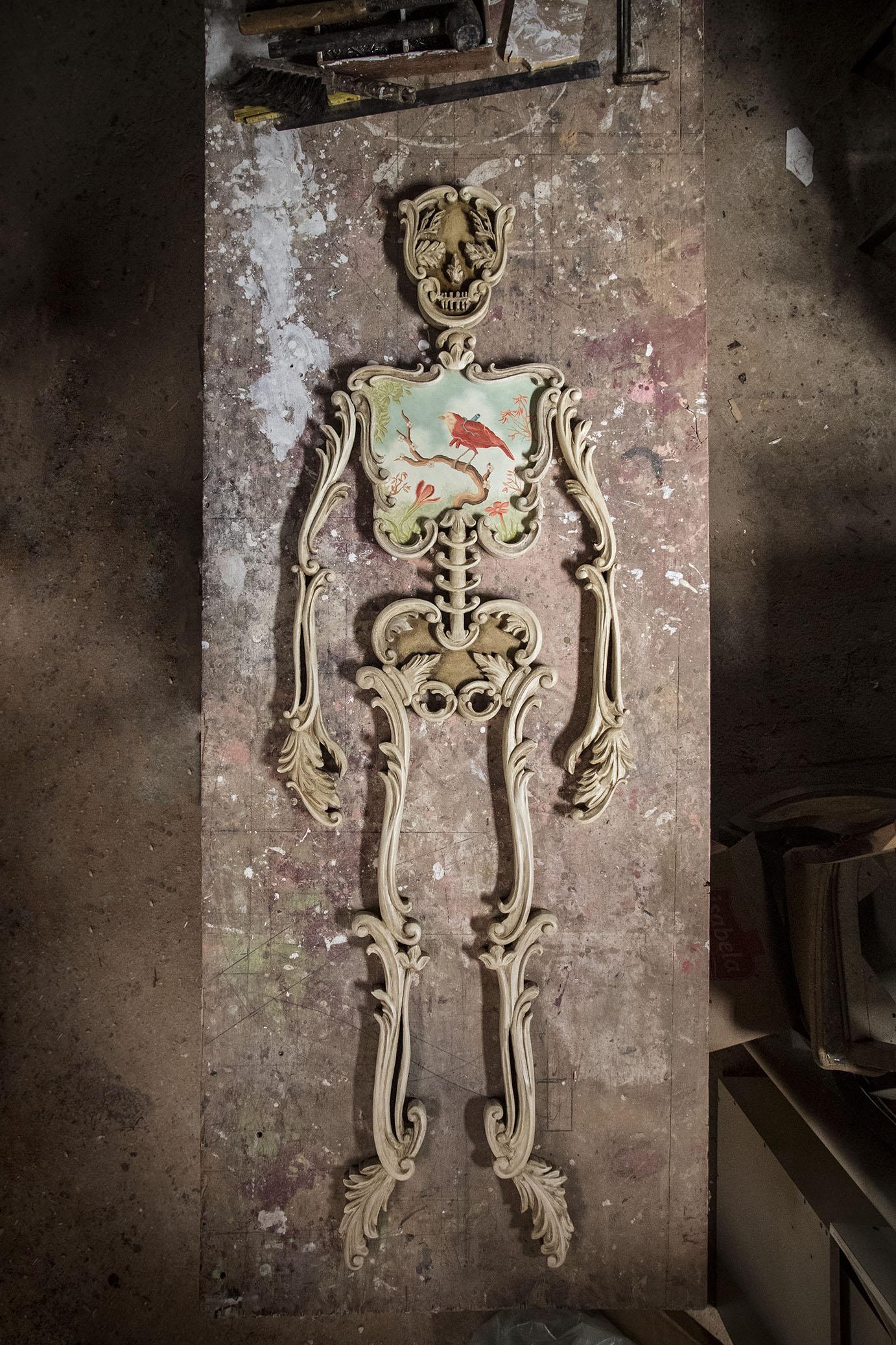 Esqueleto (Sketeton), 2017