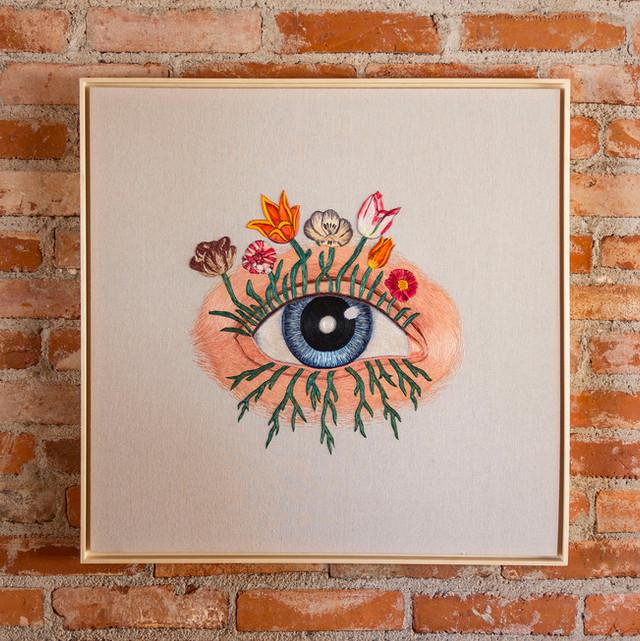 Primavera (framed)