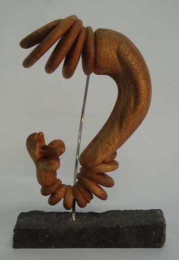 Beeldhouwen leuven hout