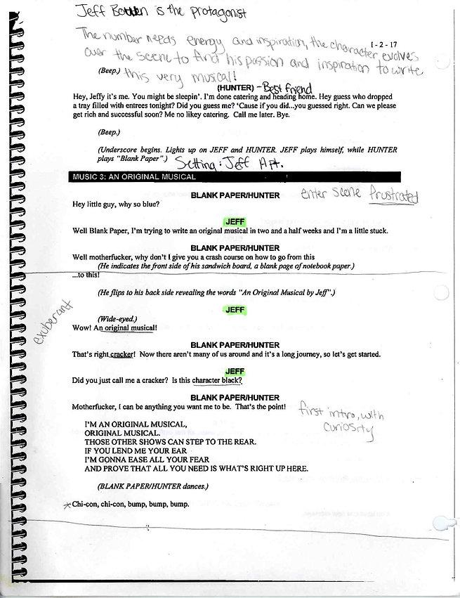 Script Analysis | portfolio