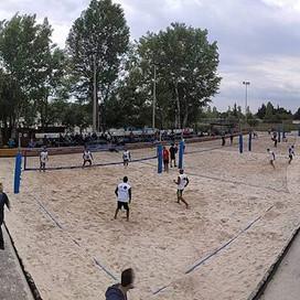 95 ομάδες αυτό το ΣΚ στο beach volley κα