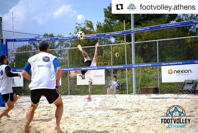 This is not Volleyball.. This is not Foo